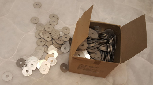 Military Issue Flat Washers