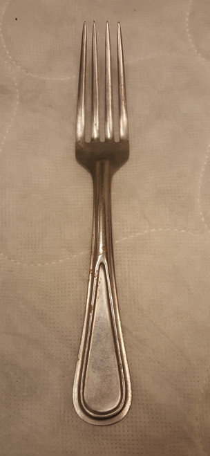 Military Issue Mess Hall Fork