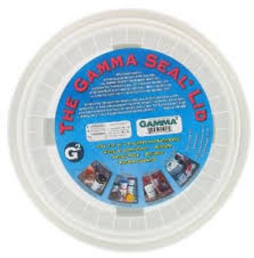 Gamma Seal Lid White Color