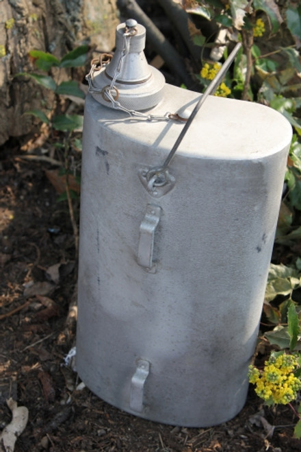 Italian Surplus  8 litre  Oil Container