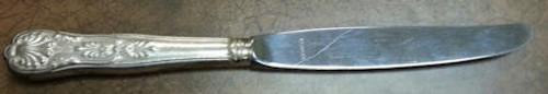 USMC Sterling Silver Knife