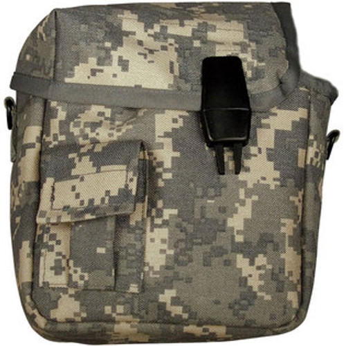 G.I. PLUS Rothco ACU Digital Camouflage MOLLE 2 Quart Bladder Canteen Cover