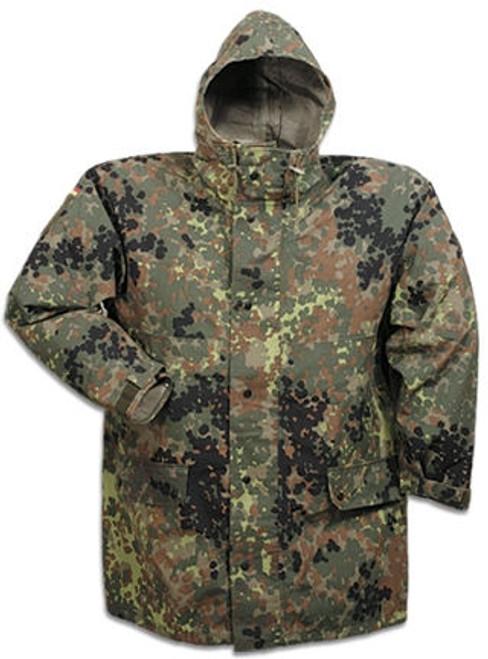 German Flectar Jacket: size large