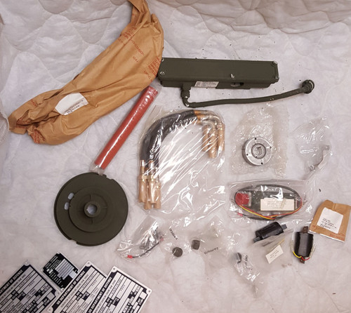 MILITARY ISSUE  GENERATOR 3KW 4A032 NOS IGNITION KIT