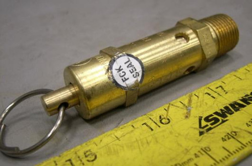 USA Made Pressure Relief Valve