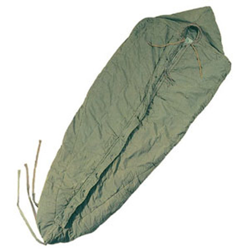 GI ISSUE MILITARY EXTREME COLD SLEEPING BAG USED
