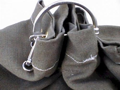 German Duffle Bag Lock