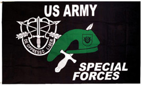 New Style Special Forces Flag