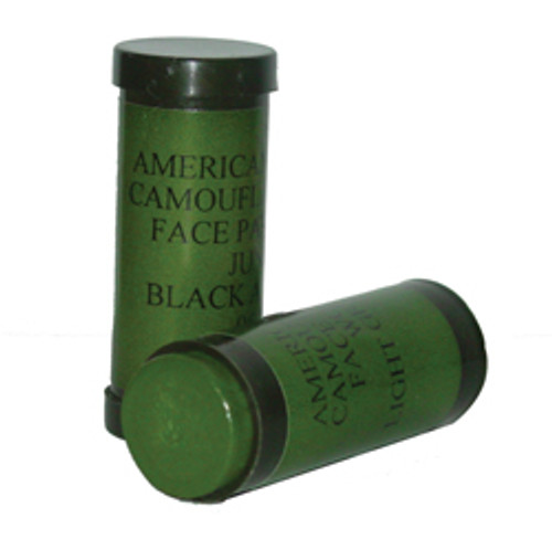 ProForce Camoflage Face Paint in Tube - Woodland
