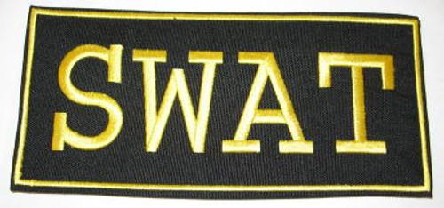 SWAT 2-Piece Law Enforcement Patch