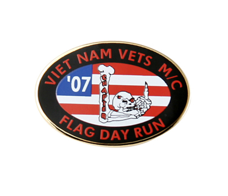 Viet Nam Vets Flag Day Run 07