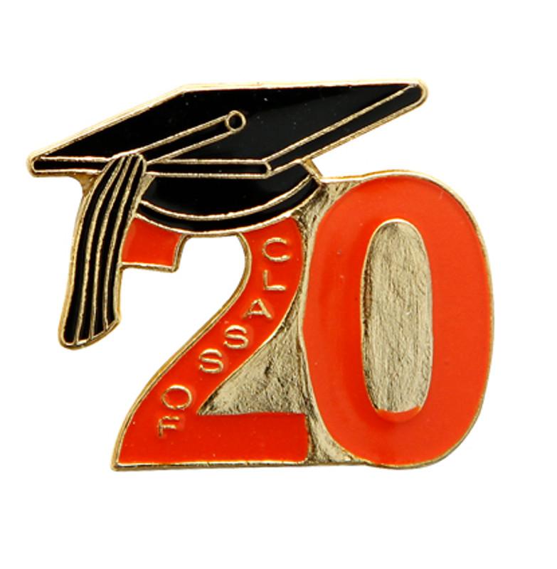 Class of '20 Orange