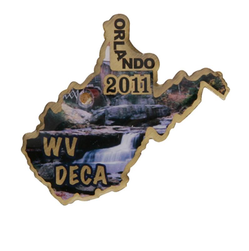 2011 West Virginia DECA