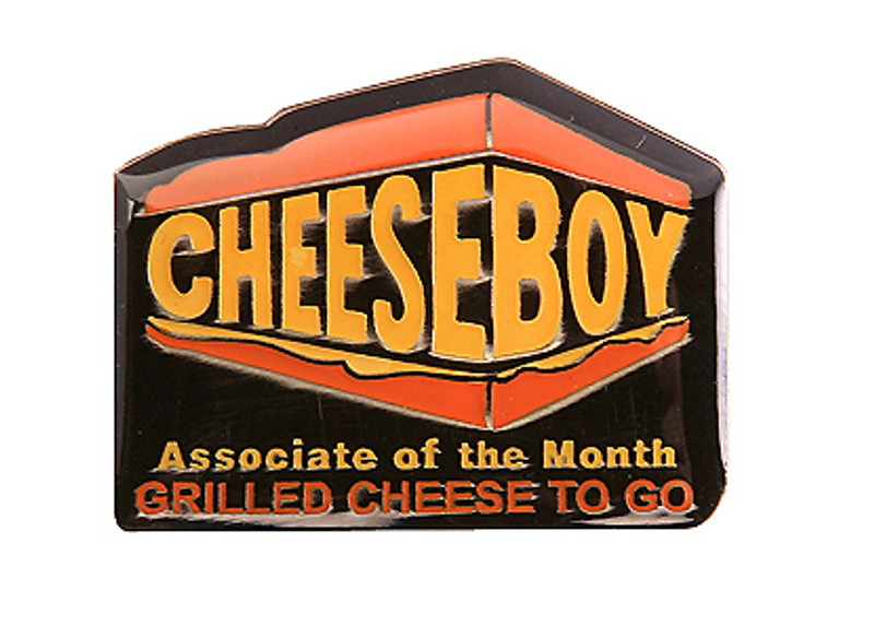 Cheeseboy Associate of the Month