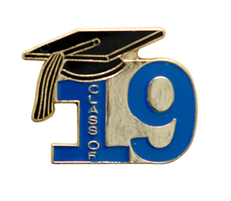Class of '19 Blue