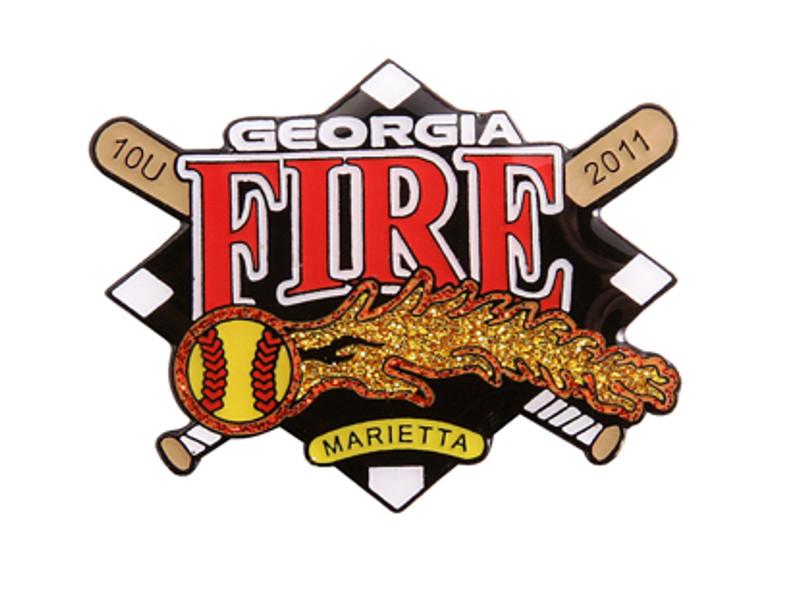 GA Fire 10U_2011 Softball