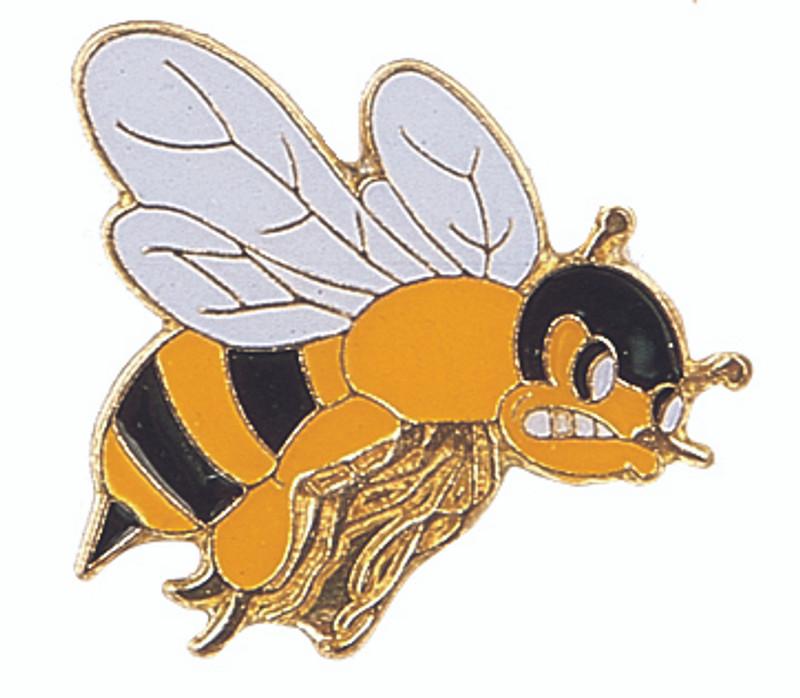 Hornet Lapel Pin
