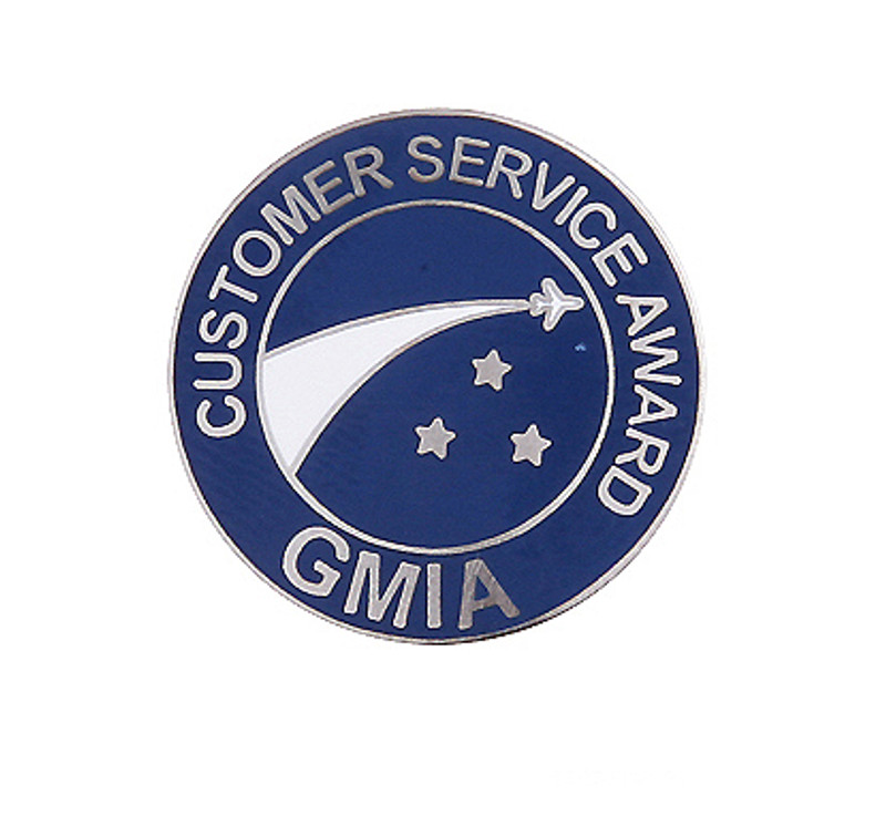 Gereral Mitchell International Airport Customer Service Award