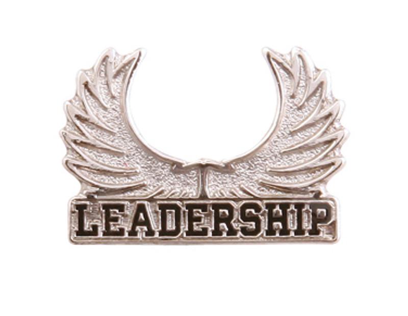 Leadership Wings Lapel Pin