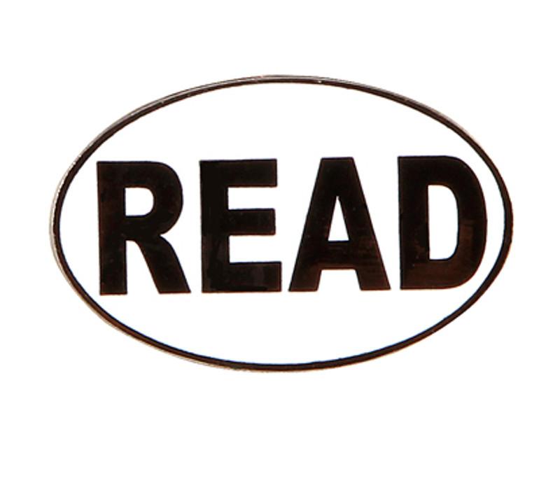 READ Lapel Pin