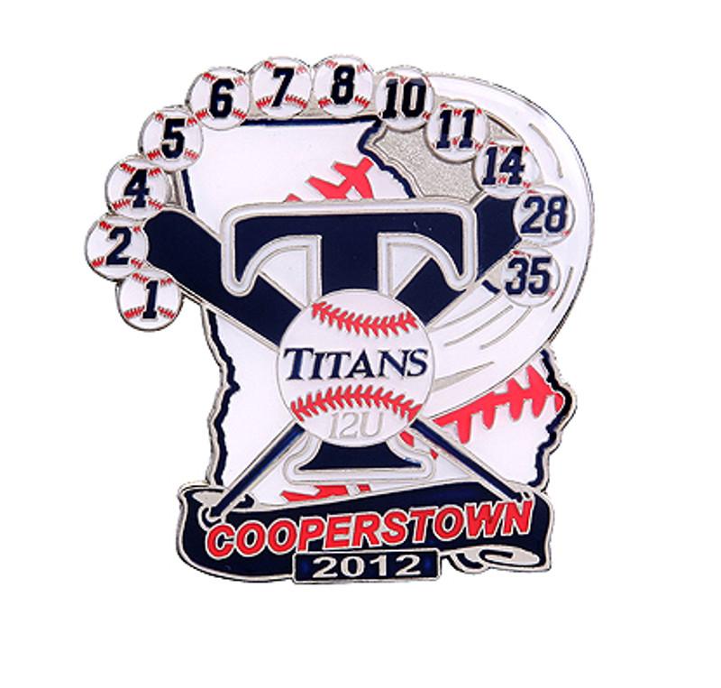 Titans 12U 2012 Baseball