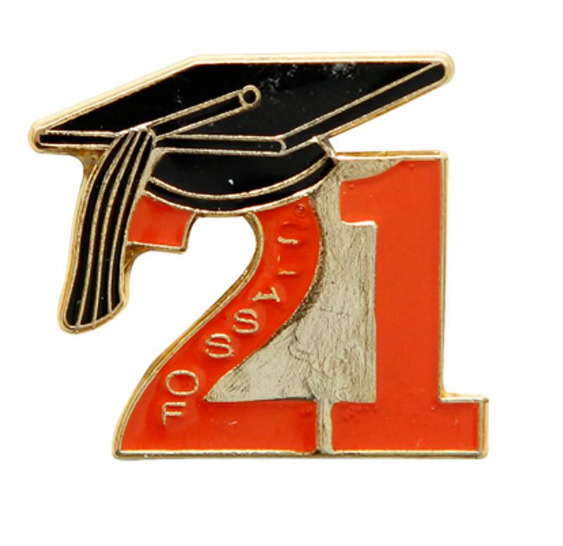 Class of '21 Orange