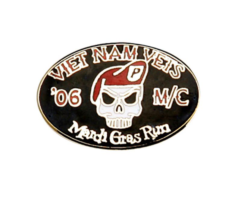 Viet Nam Vets Mardi Gras Run 2006