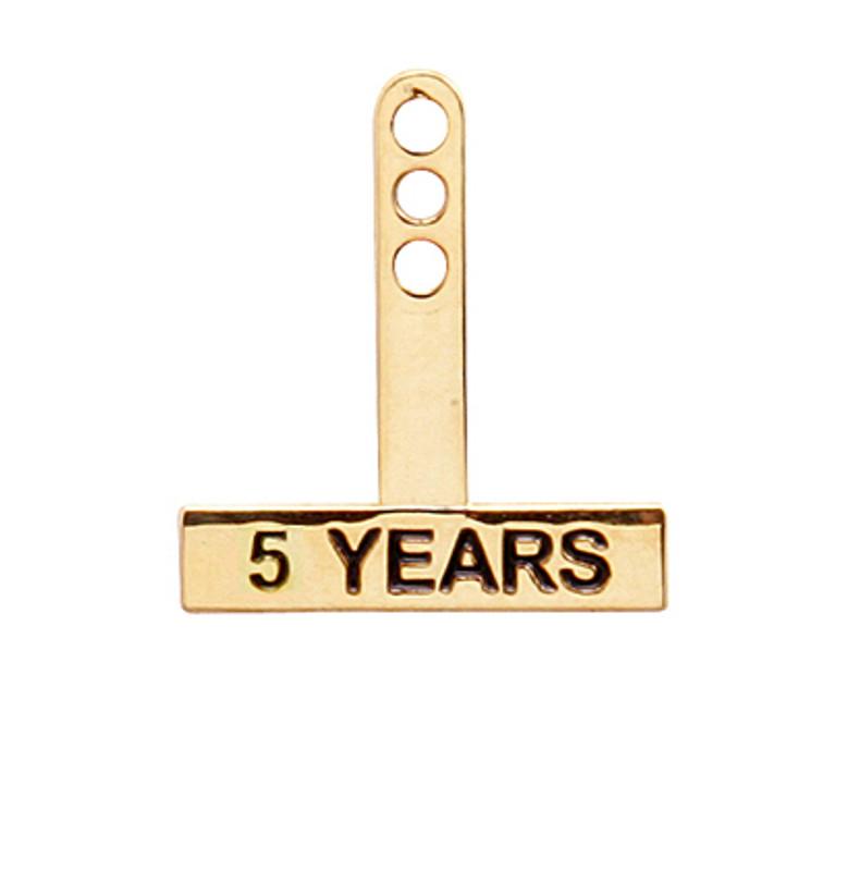 Year of Tab - 5 Year