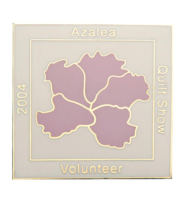 Azalea Quilt Show 2004 Volunteer
