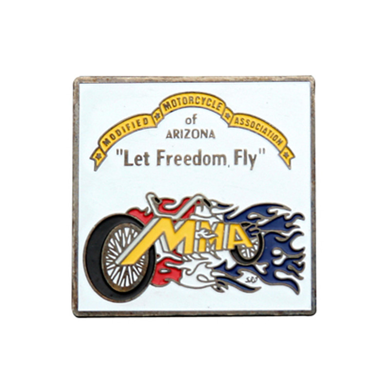 """Modified Motorcycle Association of Arizona """"Let Freedom Fly"""""""