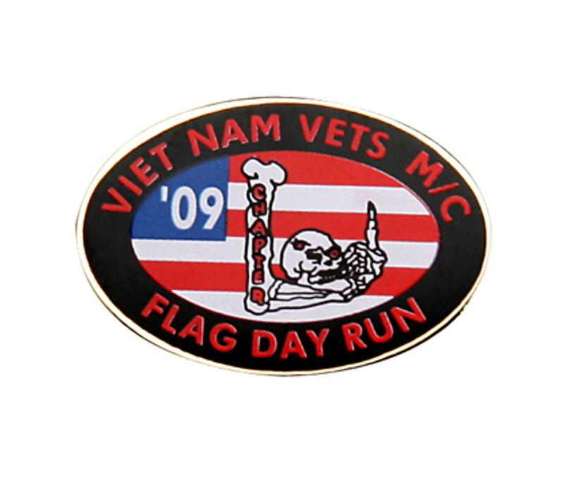 Viet Nam Vets Flag Day Run 2009