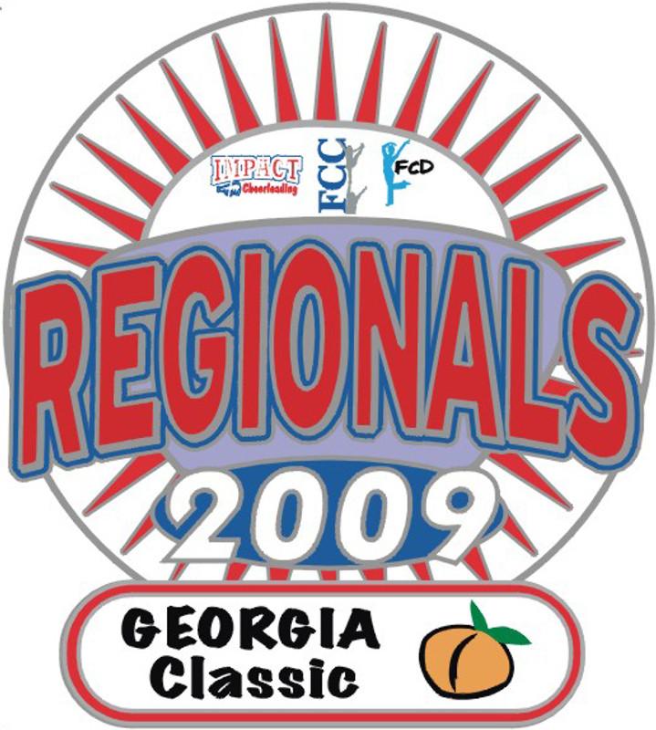 Regionals 2009 Georgia Classic