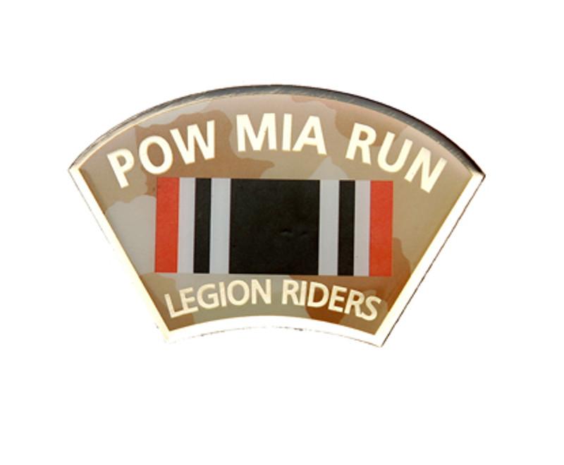 POW MIA RUN Legion Riders