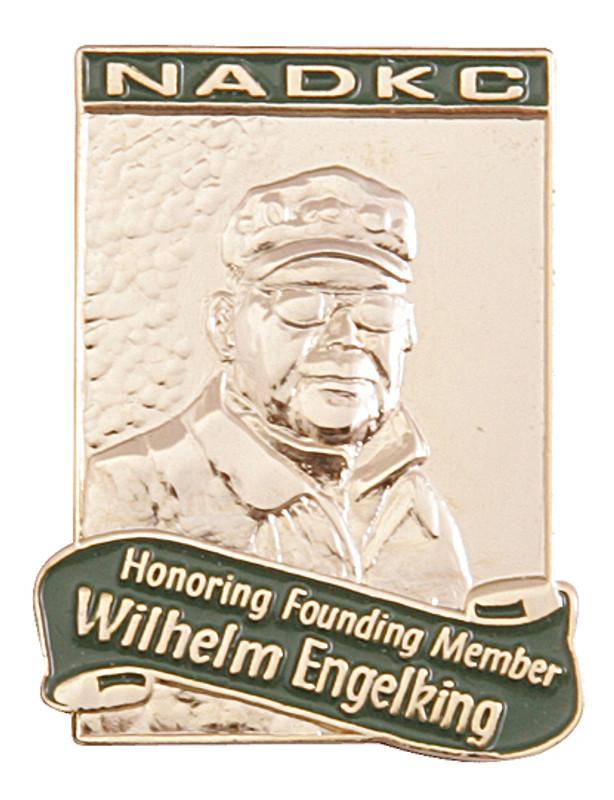 NADKA Wilhelm Engelking Honoring Founding Member