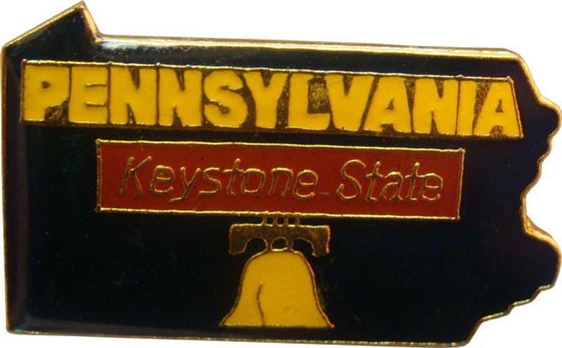 Pennsylvania State Lapel Pin