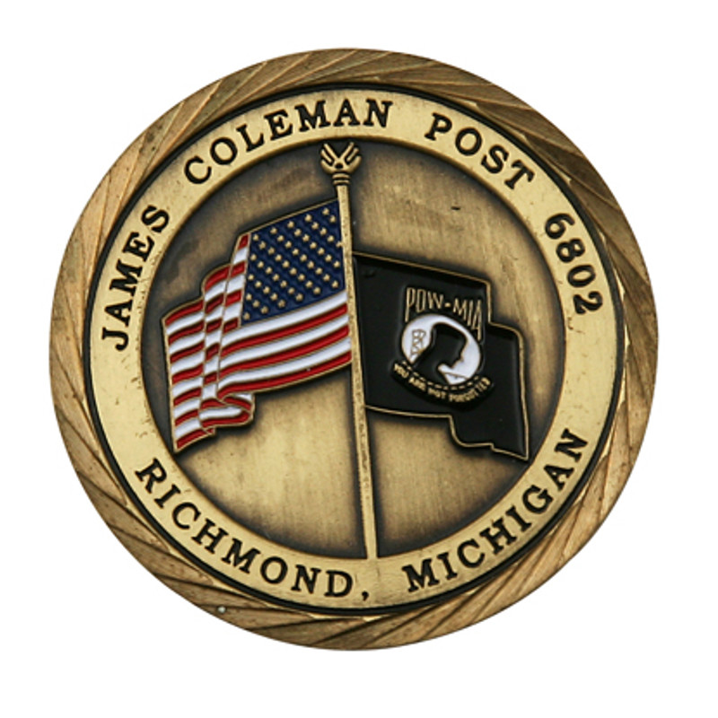 James Coleman Post 6802