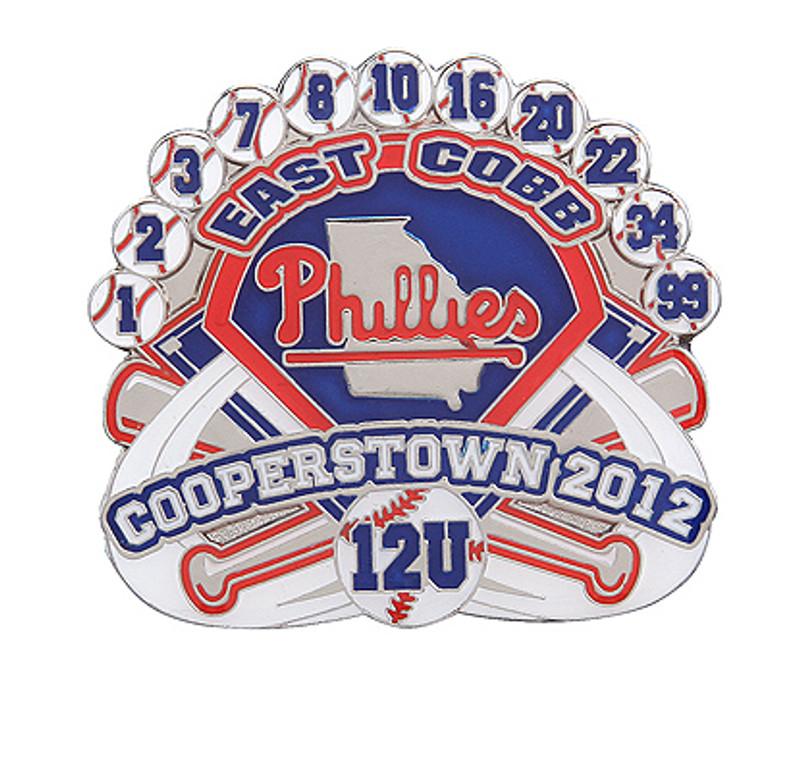 East Cobb Phillies 12U 2012 Baseball