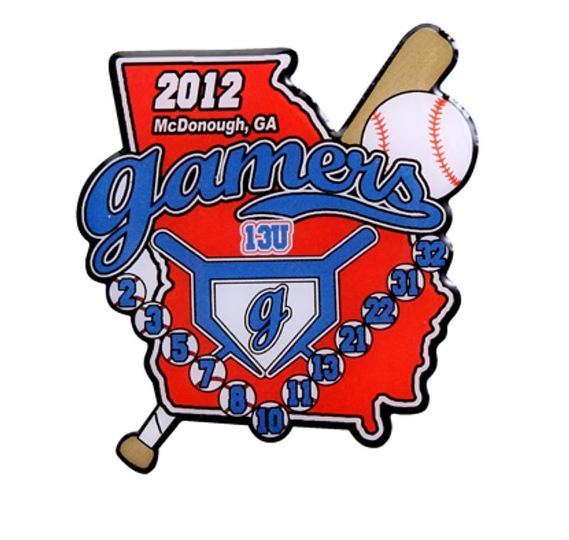 Elite Gamers 13U 2012 Baseball