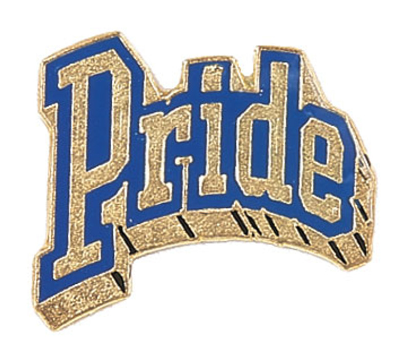 Pride (Blue) Lapel Pin