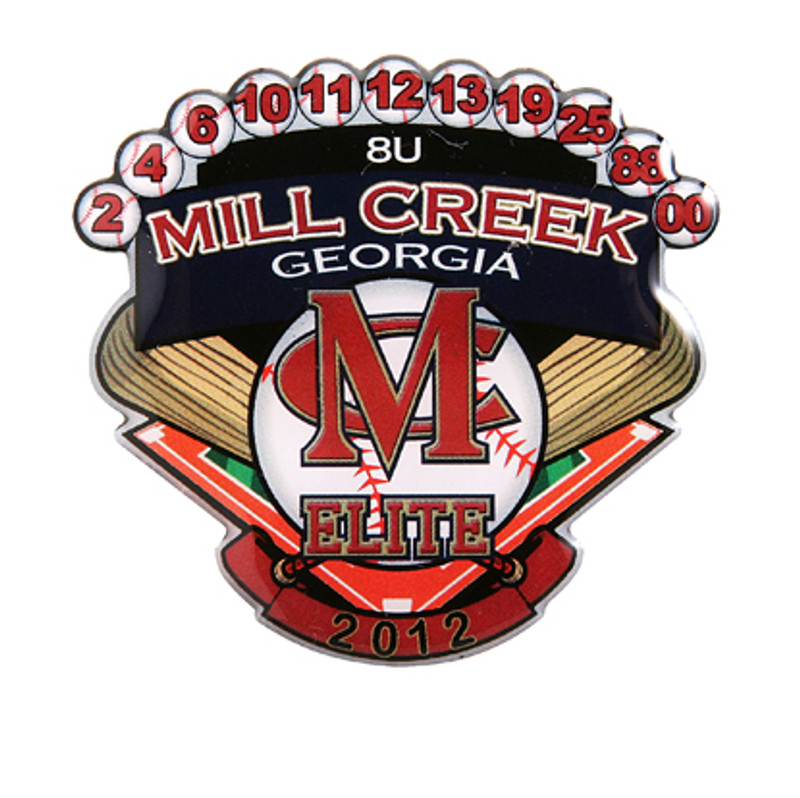 Mill Creek Elite 8U 2012 Baseball