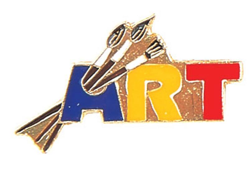 Art Lapel Pin