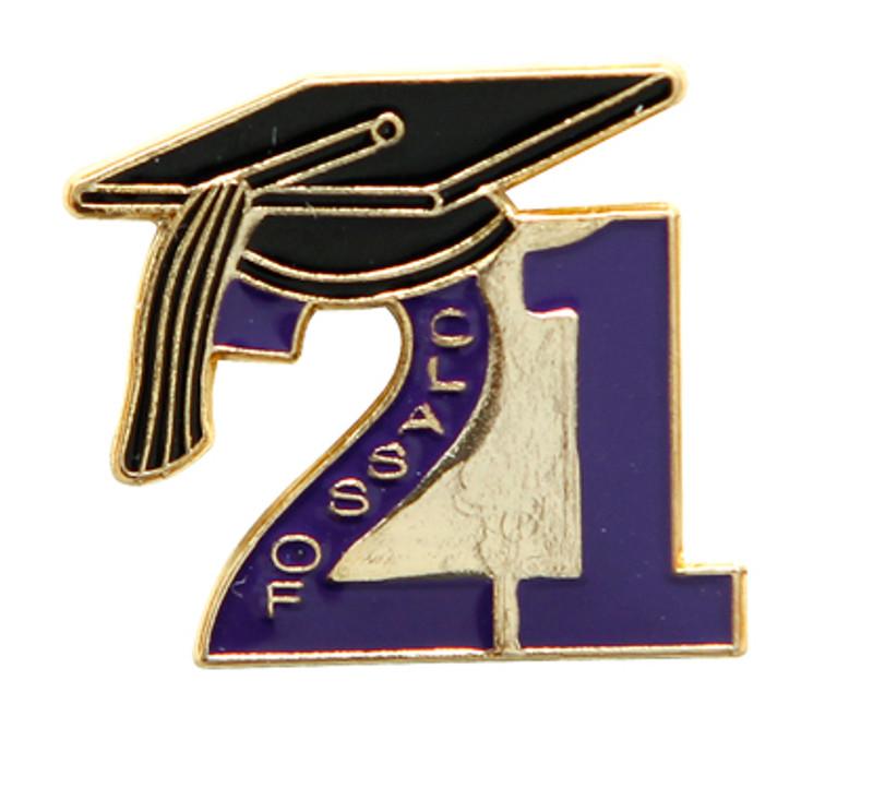 Class of '21 Purple