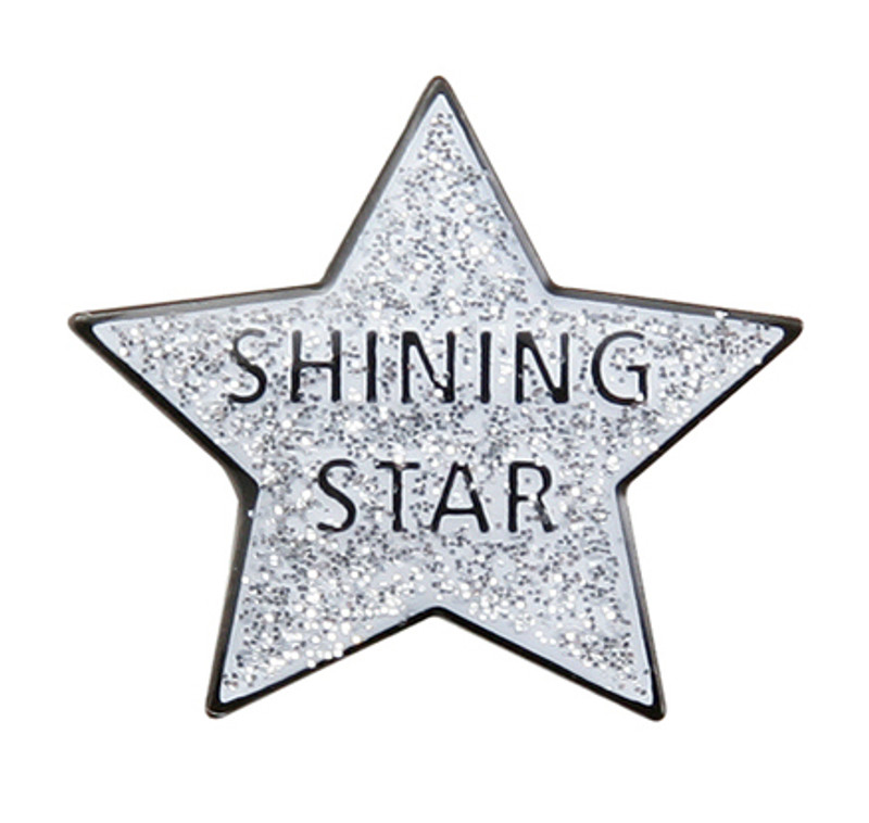 Shining Star Lapel Pin