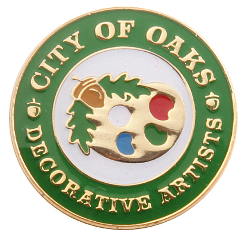 City of Oaks decorative Artists