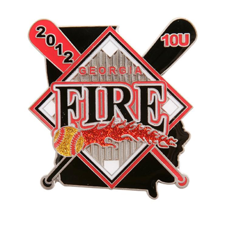 Georgia Fire 10U 2012 Softball