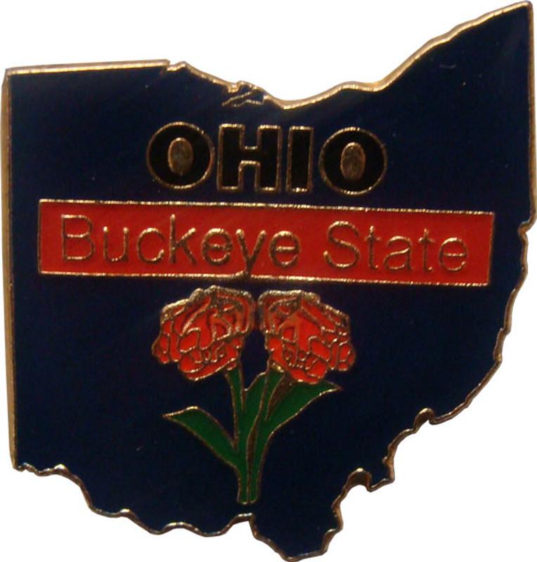Ohio State Lapel Pin