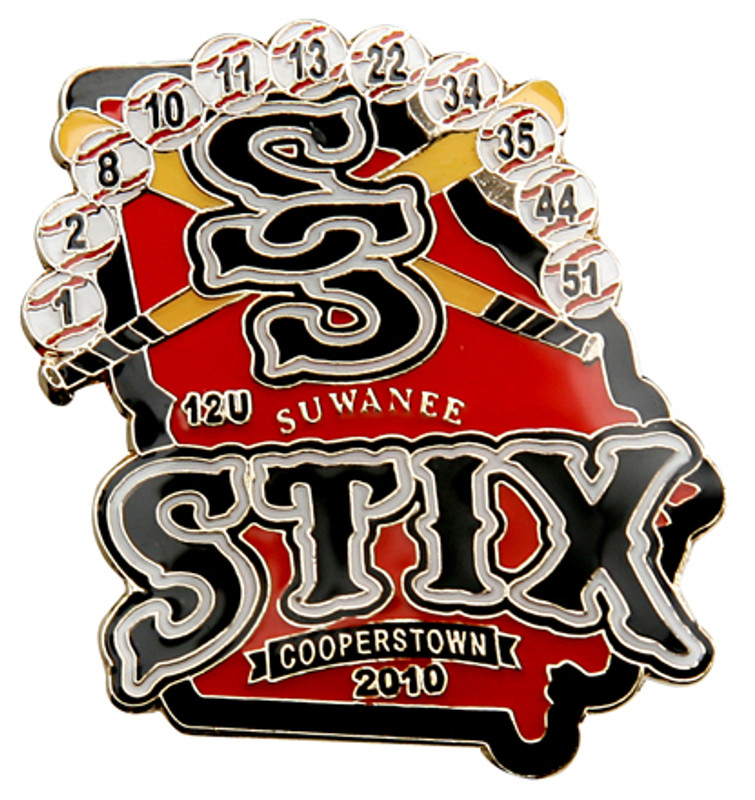 Suwanee Stix 12U Baseball 2010