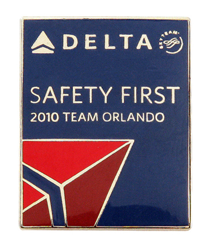 DELTA Safety First Team Orlando 2010