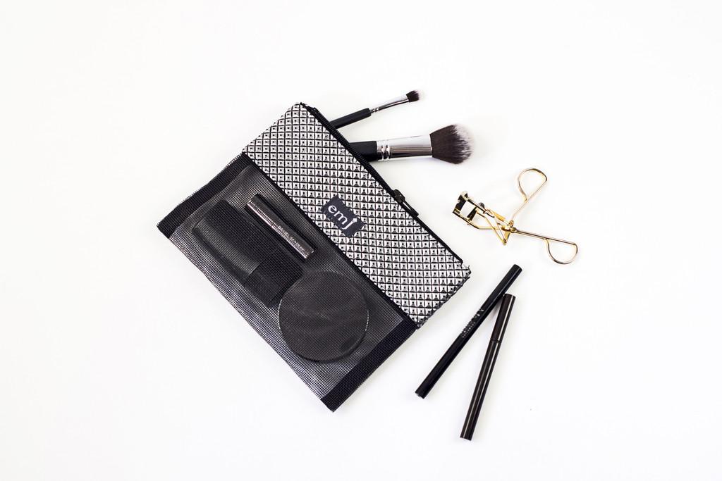 Zinc Make-up Bag: Set