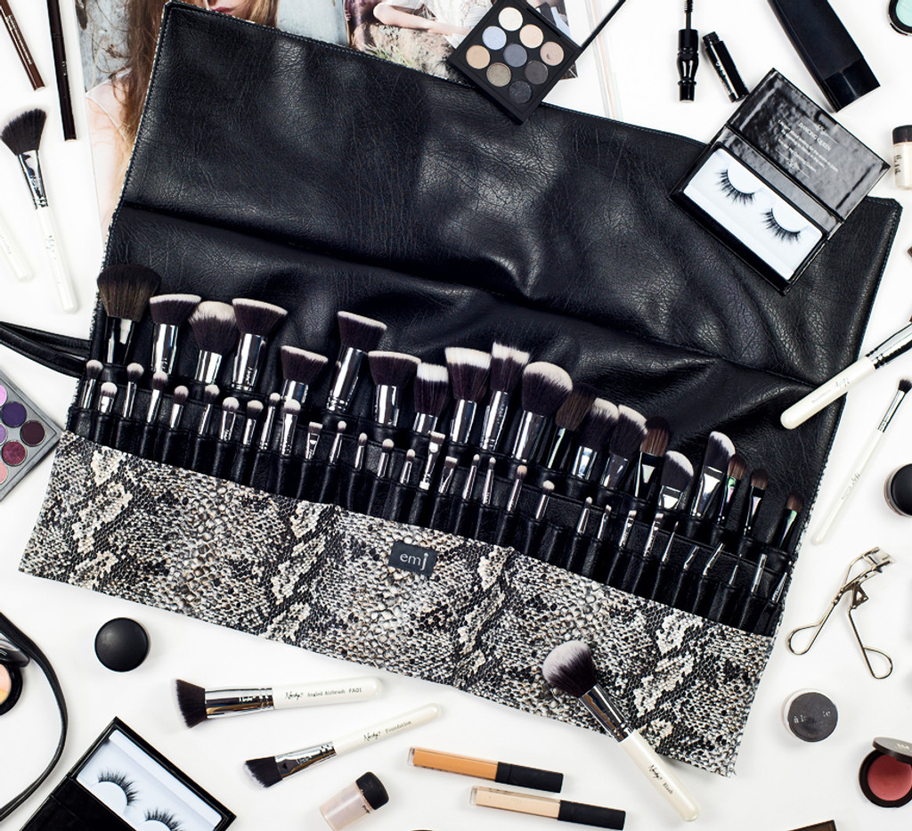 Brushes and Make-up not included.